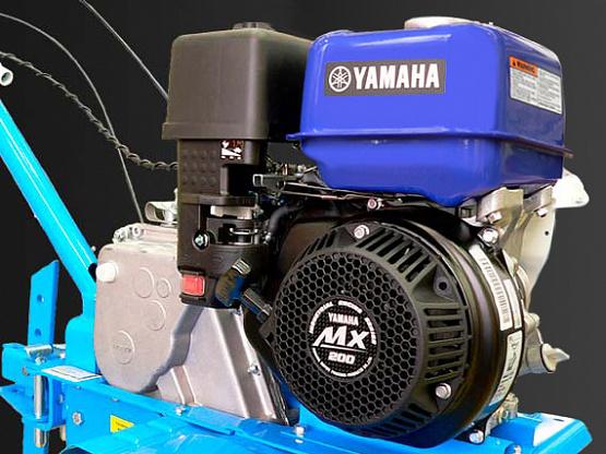 Мотоблок Нева 6,5 л.с. Yamaha (МБ-2Я-MX200) 4 фрезы