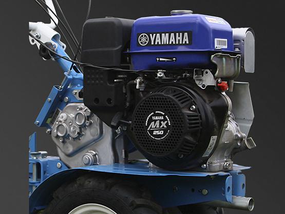 Высокоресурсный двигатель Yamaha МХ250